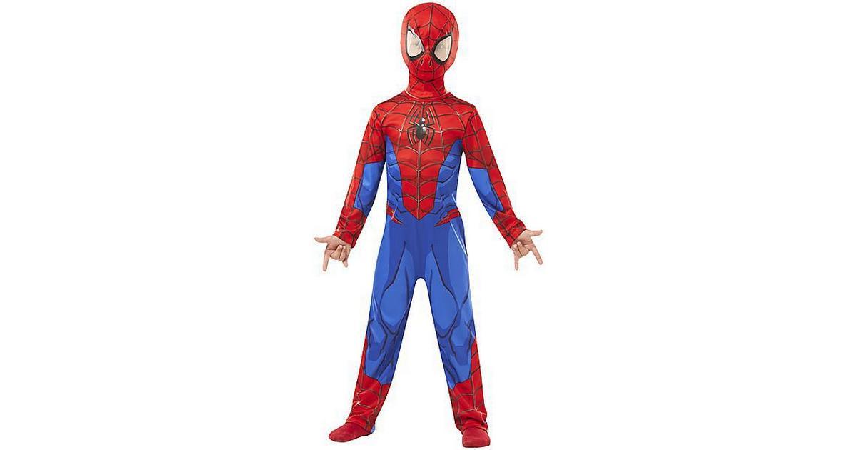 Rubies Maskeraddräkt Spiderman