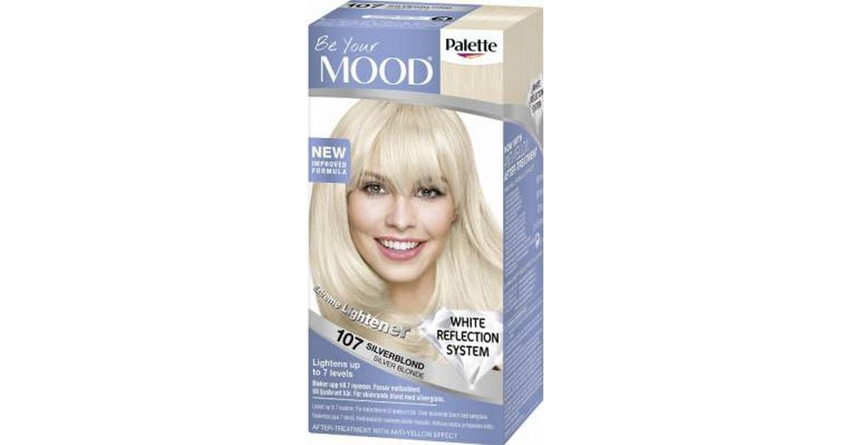 mood hårfärg blond