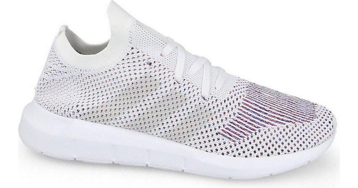 Adidas Swift Run Primeknit WhiteGrey Hitta bästa pris, recensioner och produktinformation på PriceRunner Sverige