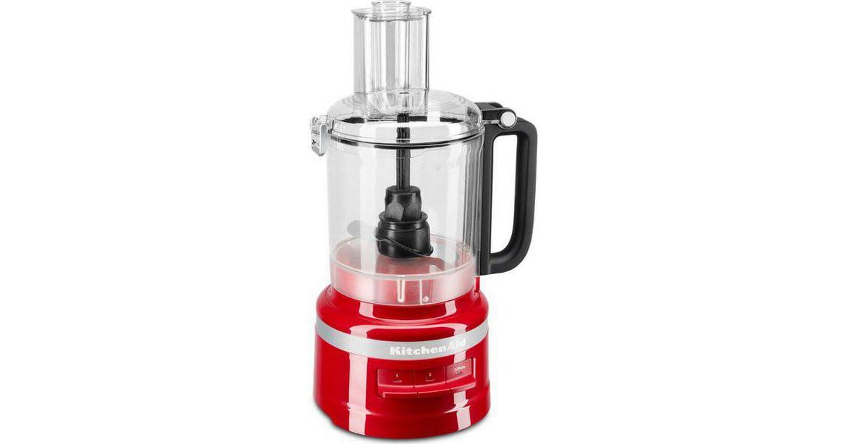 kitchenaid matberedare vit