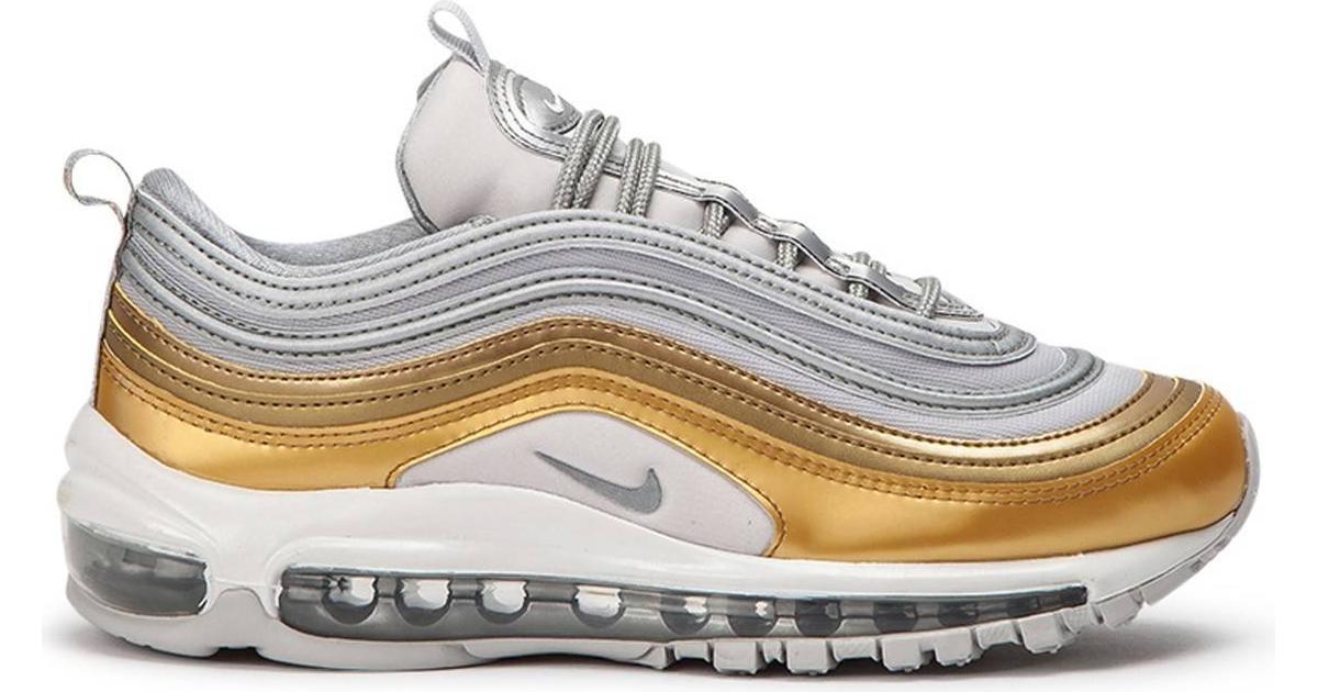 Nike Air Max 97 SE W Vast GreyMetallic SilverMetallic Gold