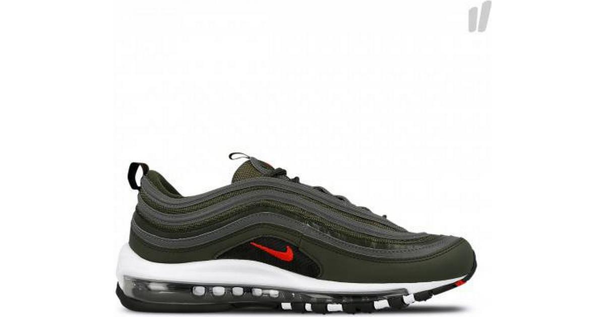 Nike Air Max 97 M SequoiaMetallic Dark GreyUniversity Red Hitta bästa pris, recensioner och produktinformation på PriceRunner Sverige