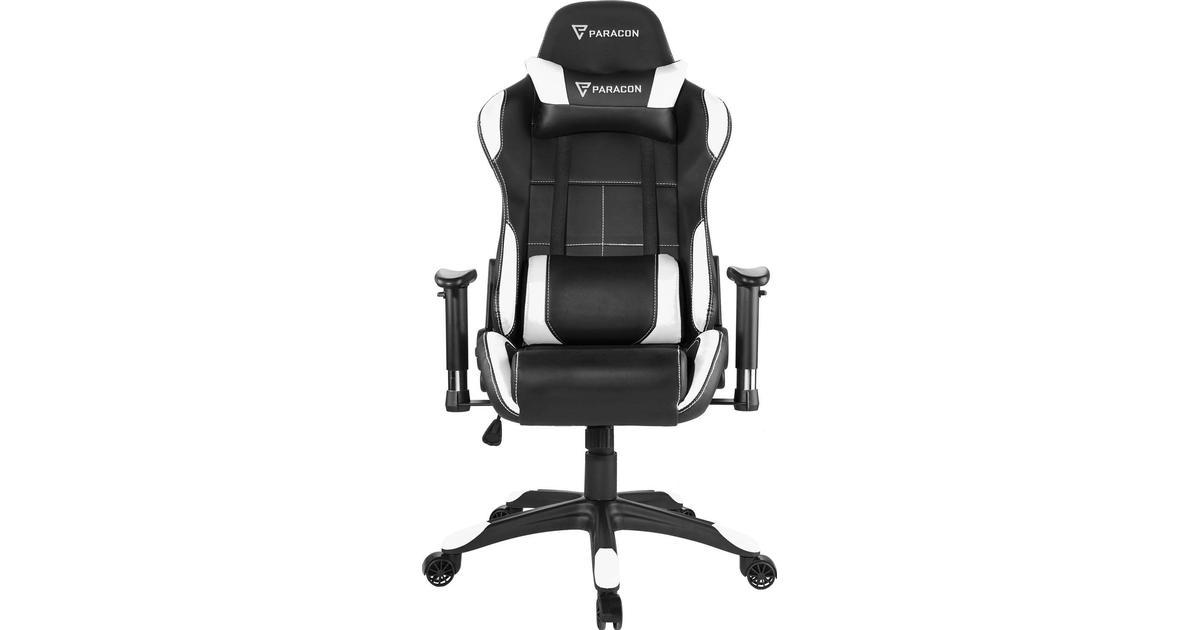 Paracon Rogue Gaming Chair BlackWhite