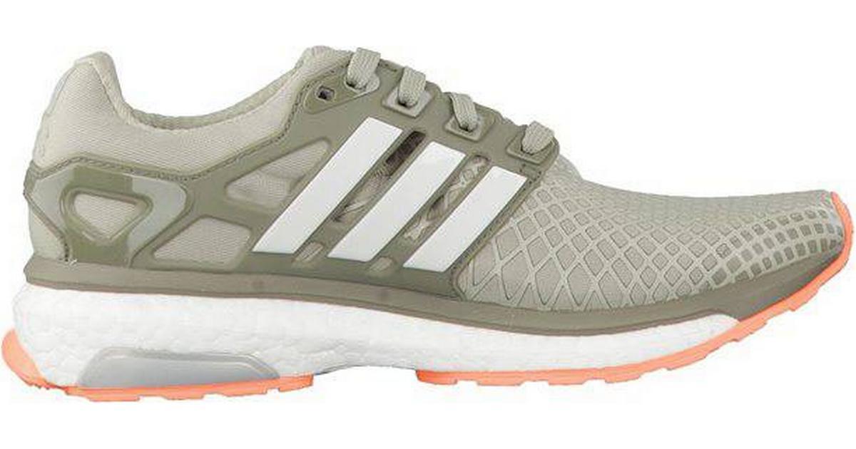 Adidas Energy Boost 2 ATR W WhiteGrey • Se priser (1