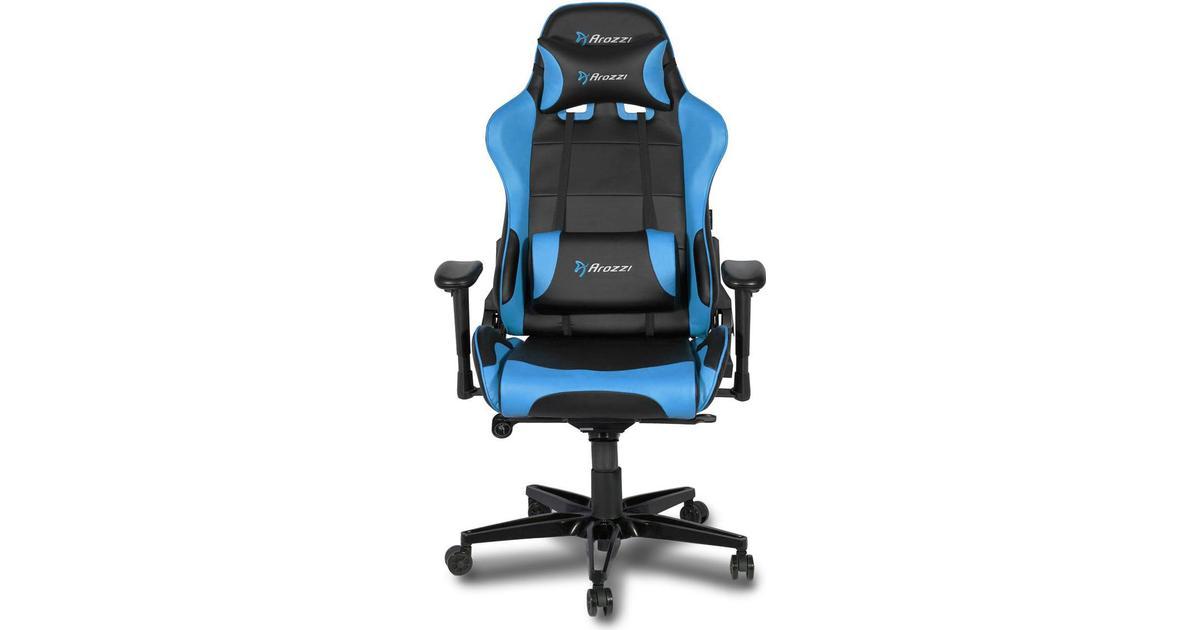 Arozzi Verona XL+ Gaming Chair BlackBlue Hitta bästa pris, recensioner och produktinformation på PriceRunner Sverige