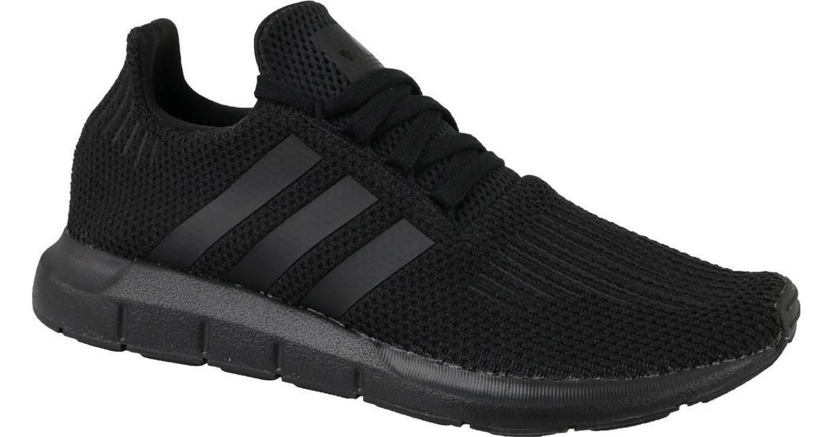 Adidas Swift Run Core BlackCore BlackFtwr White