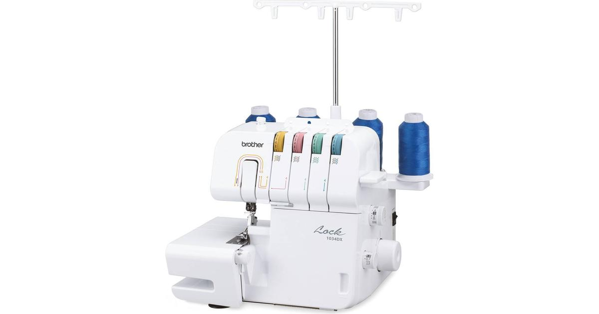 SEALED NEW Brother 1034DX Overlock Serger Sewing Machine