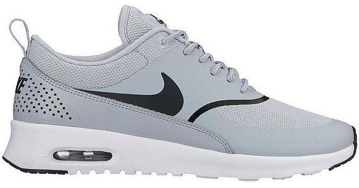 Nike Air Max Thea Wolf GreyBlack