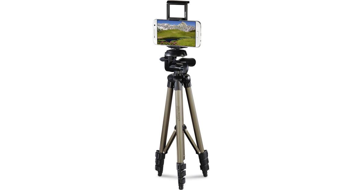 kamerastativ med vattenpass