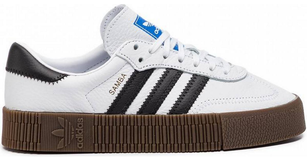 Adidas Sambarose W In White