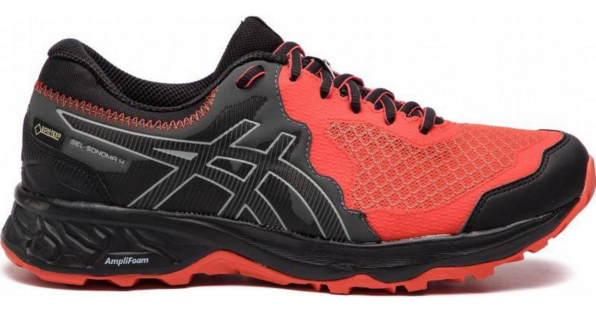 ASICS GEL SONOMA 4 GTX BLACK ORANGE 1011A210 600
