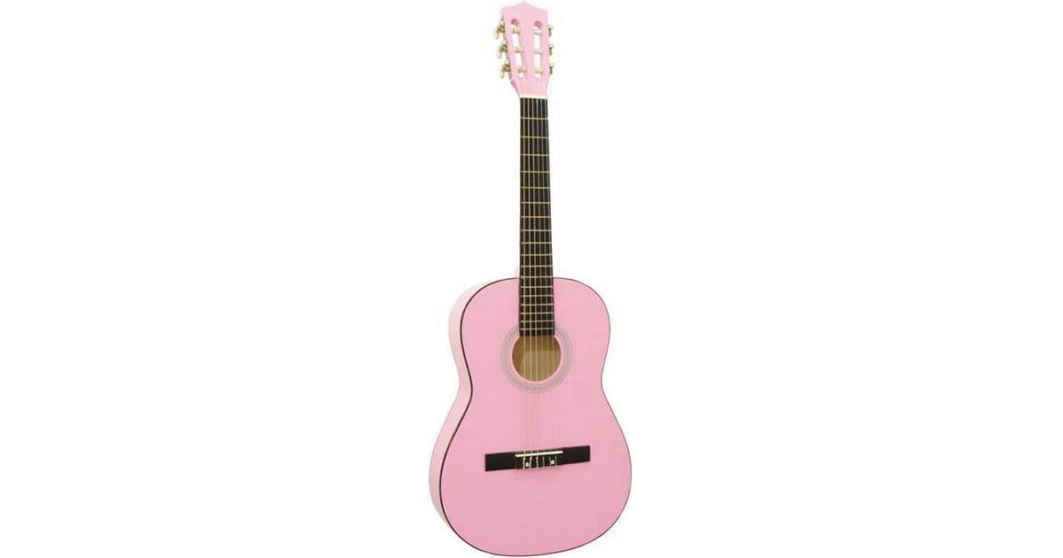 DIMAVERY AC-303 Klassik-Gitarre 1//2 pink