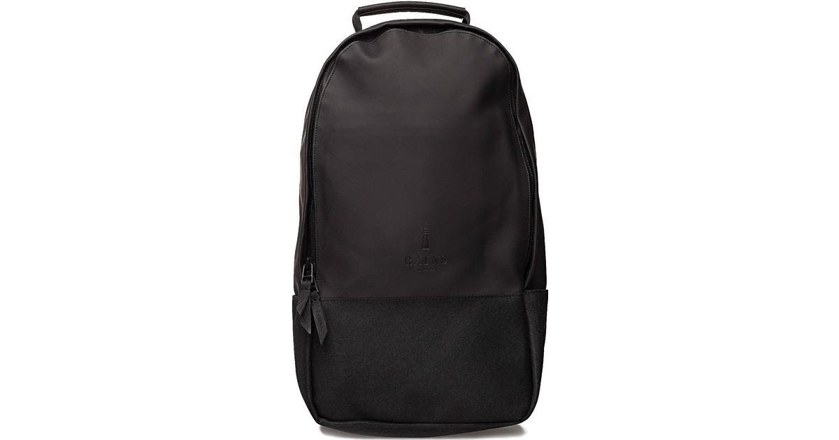 Rains City Backpack Black Hitta bästa pris, recensioner och produktinformation på PriceRunner Sverige