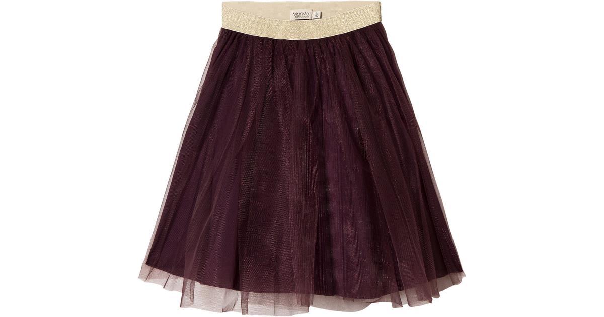 MarMar Solo Ballerina Skirt Dark Plum