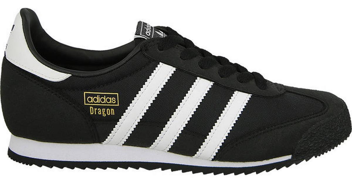 Sportskor, Barn, Adidas Dragon OG J BB2487, Svart Skor
