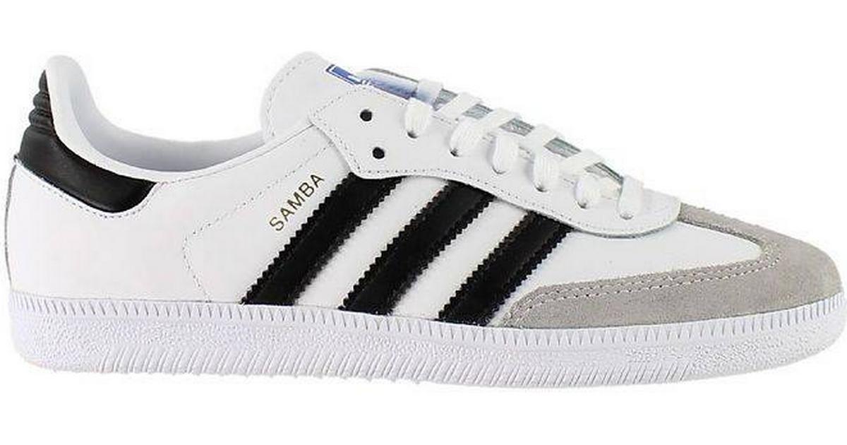 Adidas Junior Samba OG Cloud WhiteCore BlackClear Granite