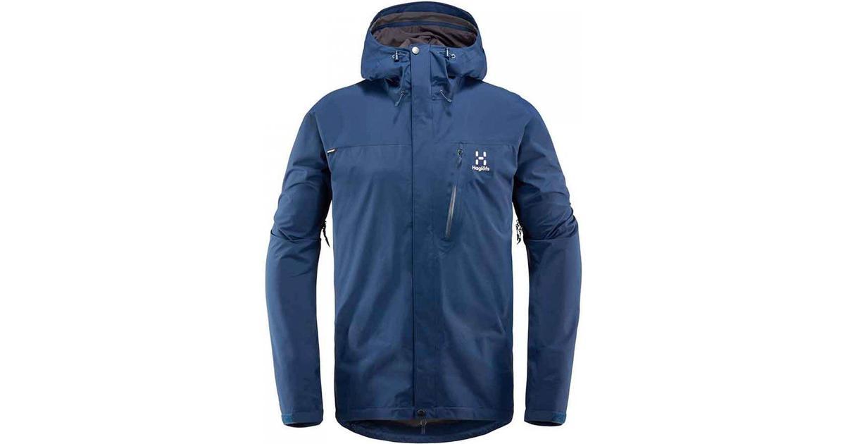 Haglöfs Astral Jacket Tarn Blue • Se priser (6 butiker) »