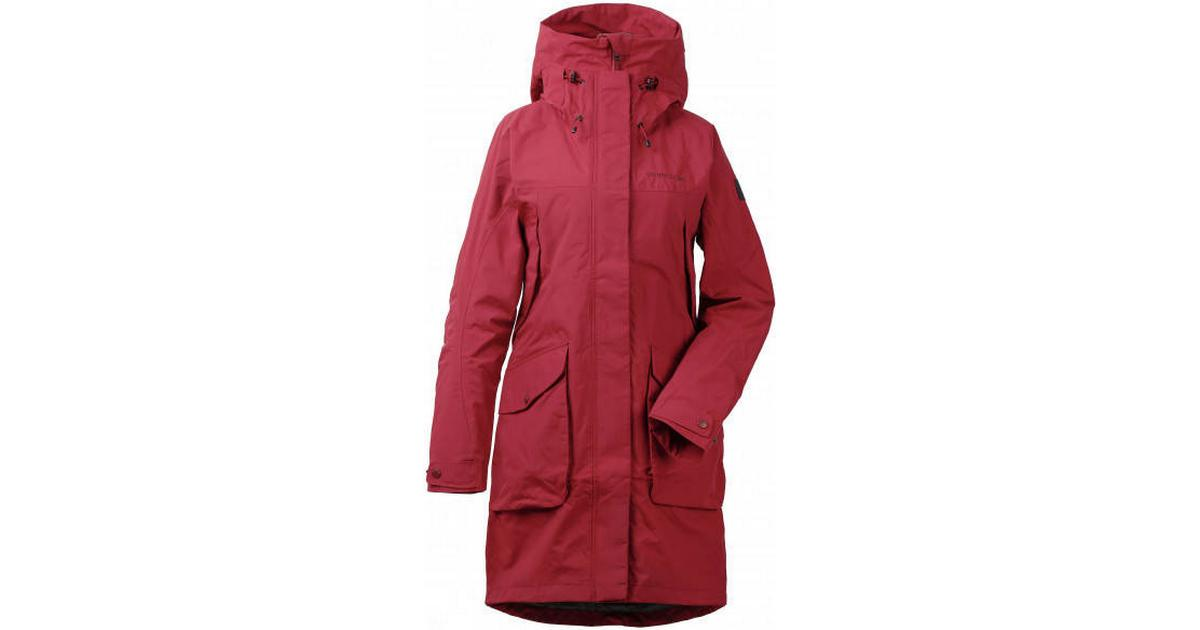 Didriksons Thelma Parka Element Red