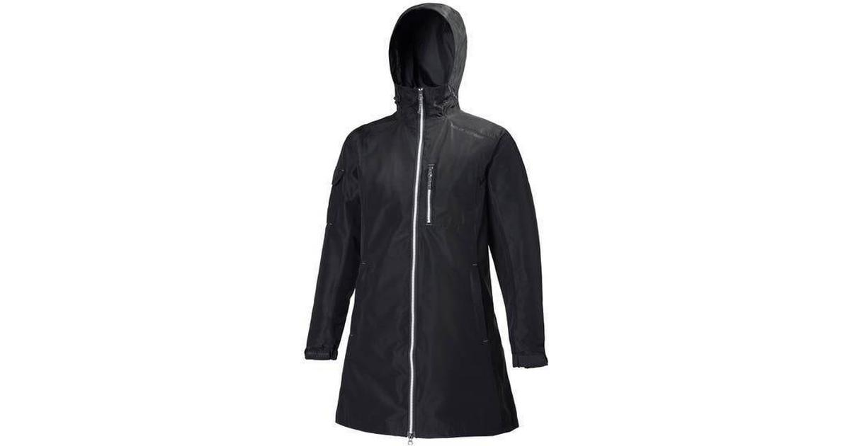 Helly Hansen Long Belfast Jacket Black
