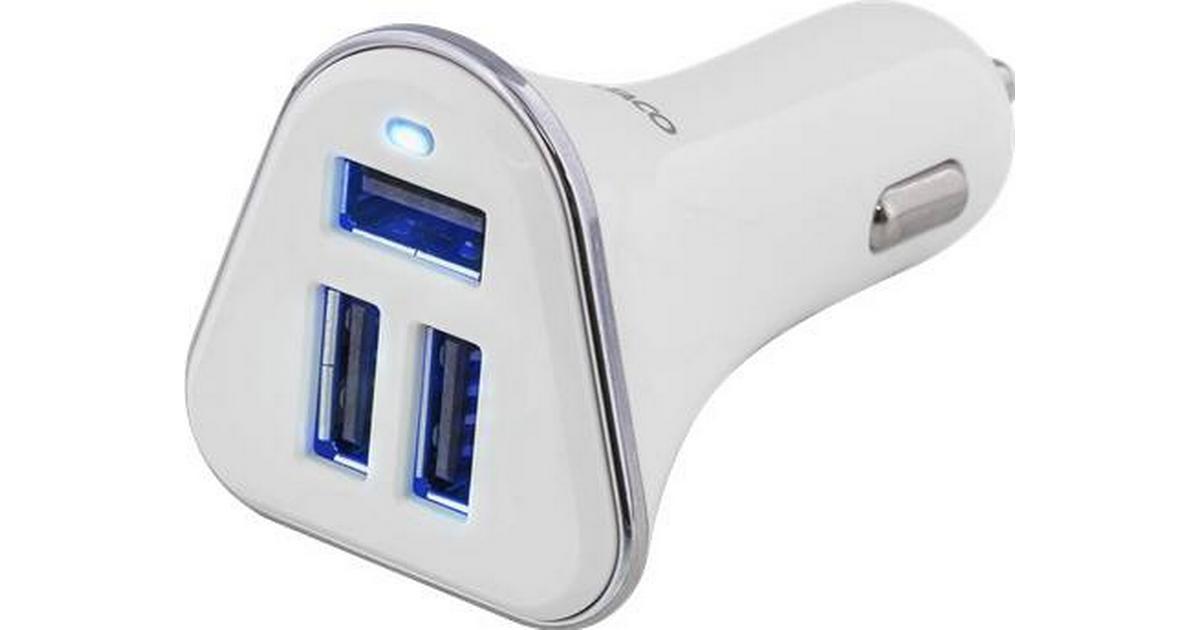 Deltaco USB CAR102