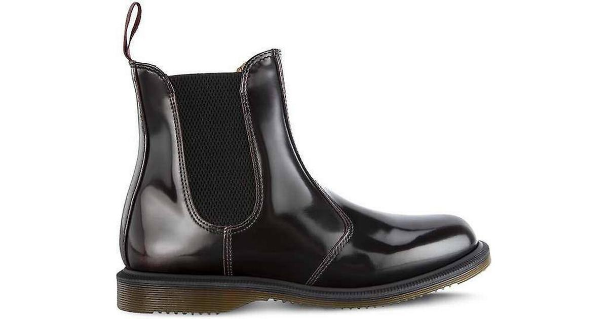 Dr Martens Flora Cherry Red Arcadia