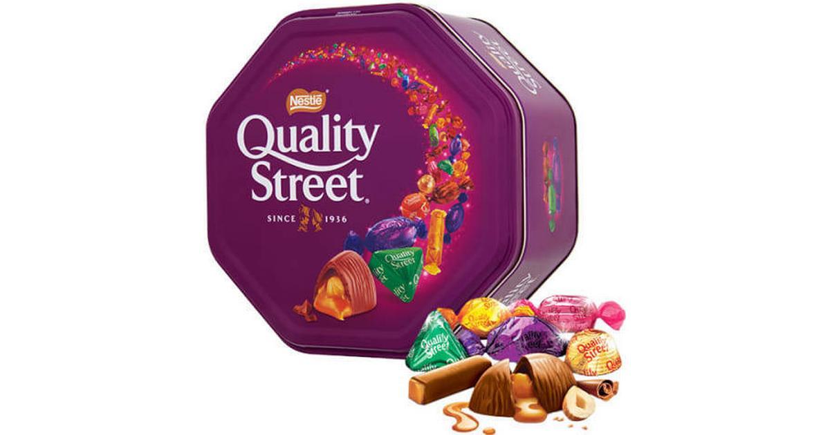 quality street choklad