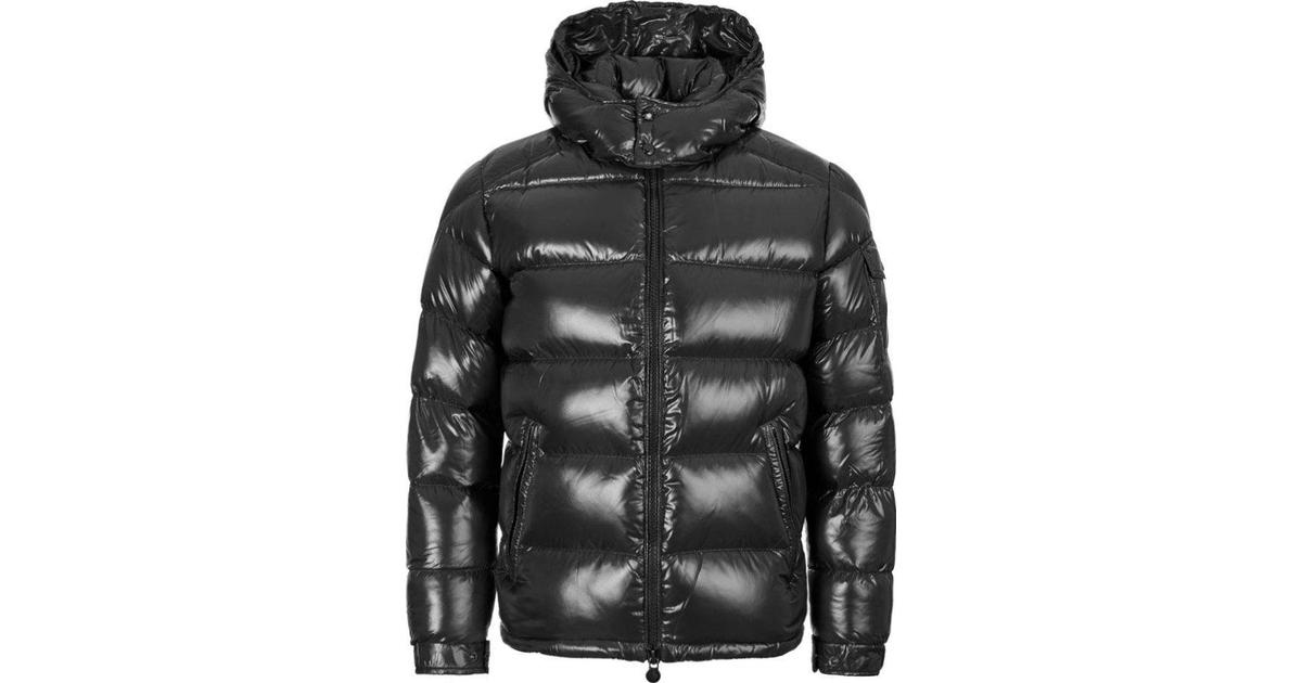 Moncler Maya Down Jacket Black