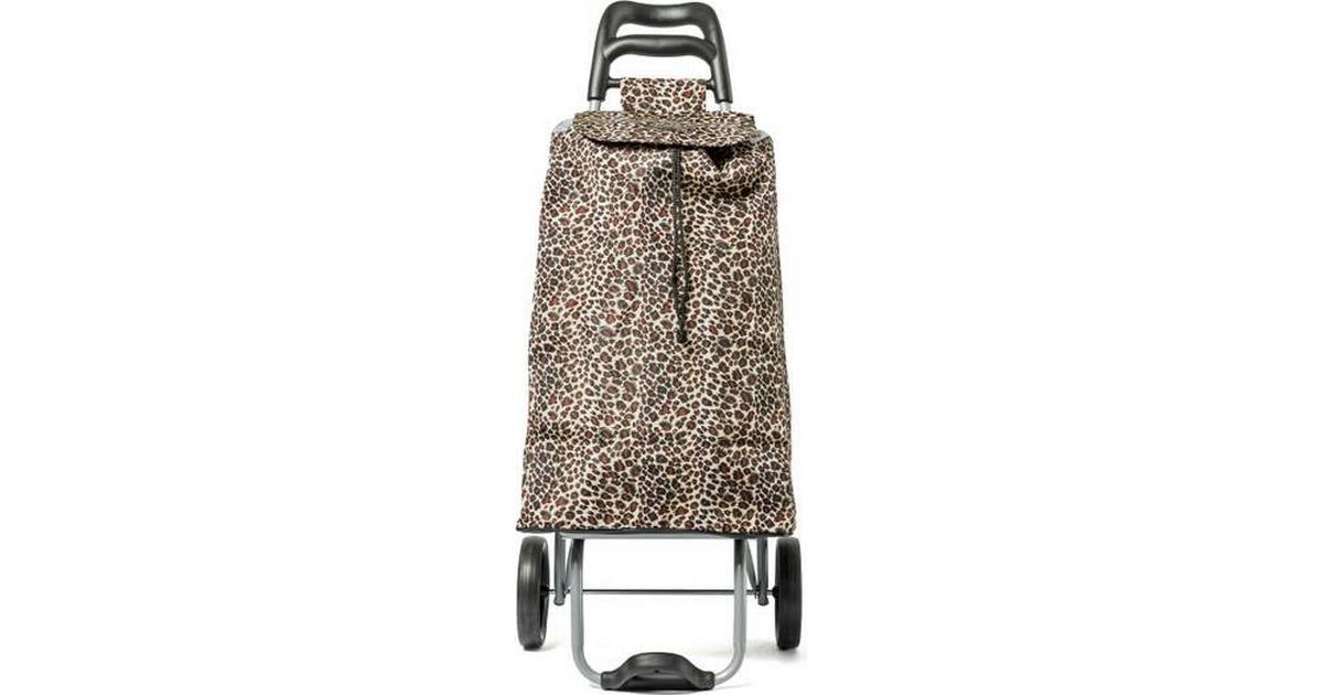 dramaten väska leopard
