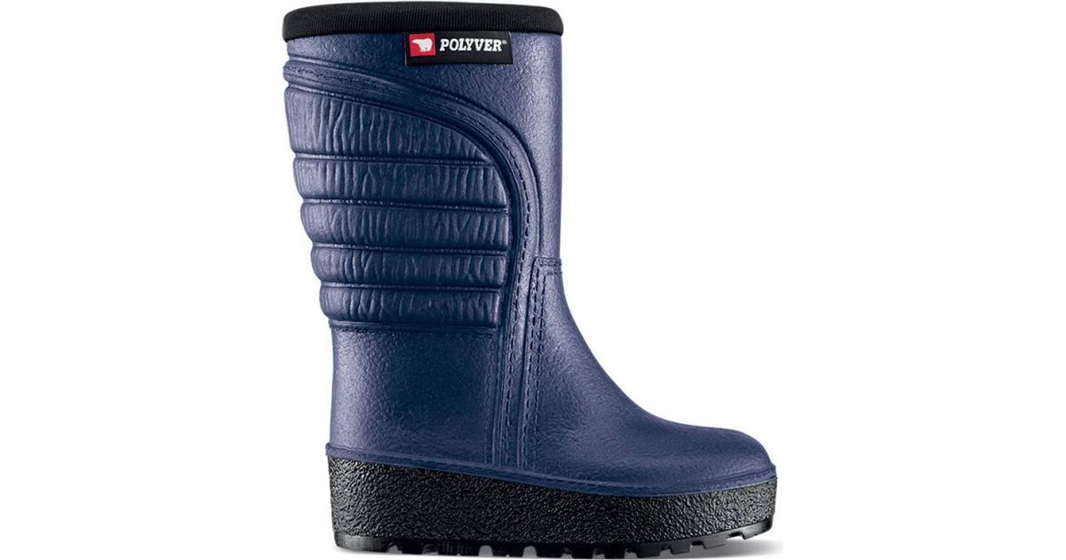 Polyver Vinterstövlar Polyuretan Junior Blå