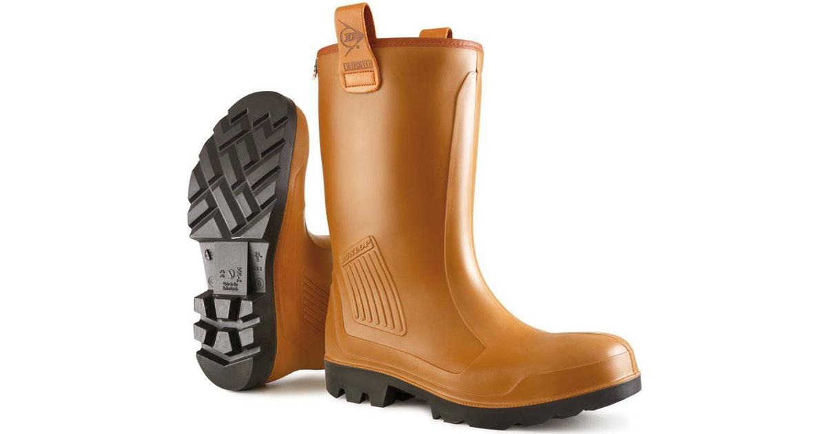 Dunlop Purofort Rig Air Full Safety Fur Lined C462743
