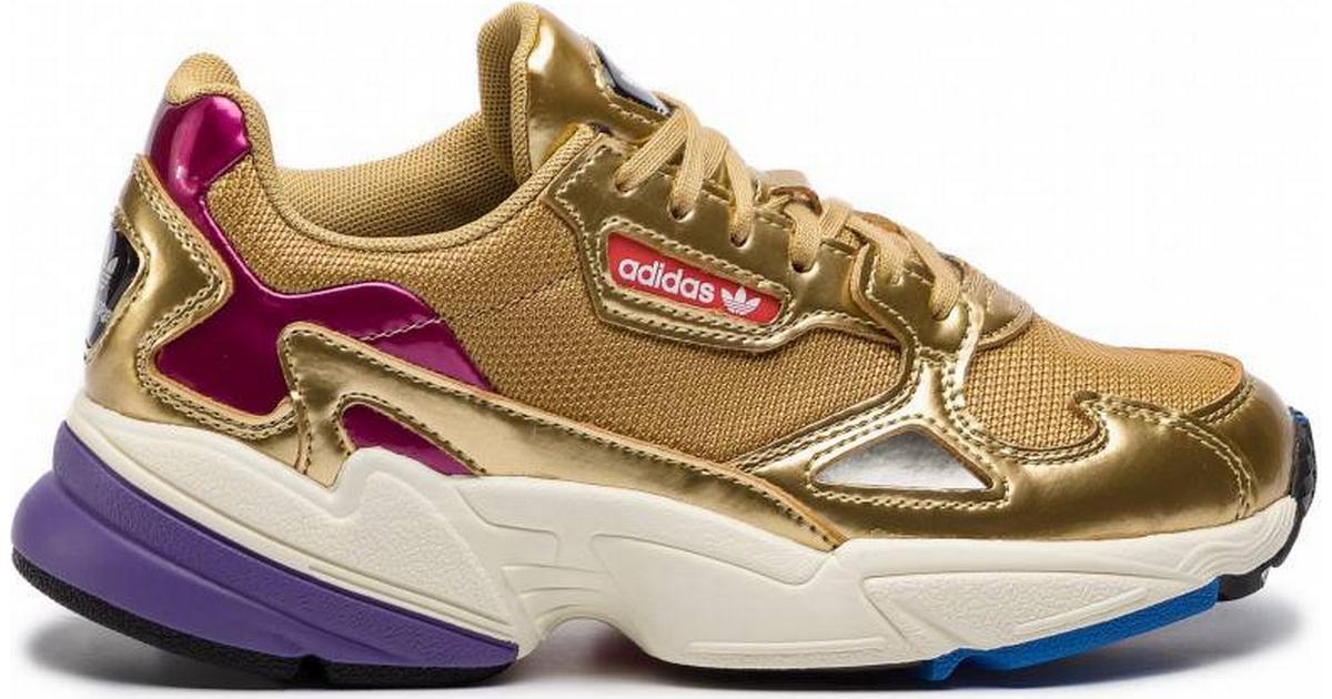 Adidas Falcon W Gold MetallicGold MetallicOff White