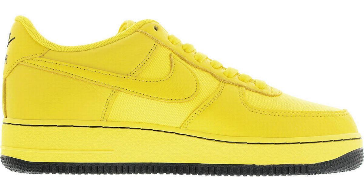 Nike Air Force 1 GORE TEX M Dynamic YellowBlack