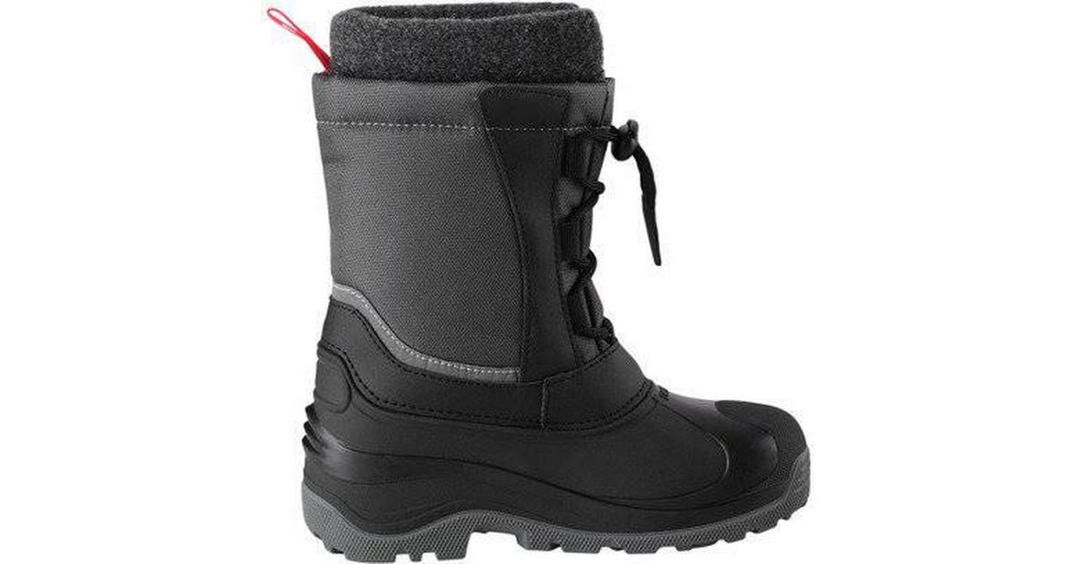 Reima Yura Winter Boots Black