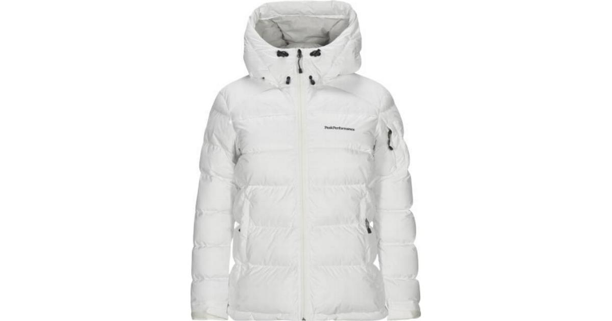 Peak Performance Frost Down Jacket Women Offwhite