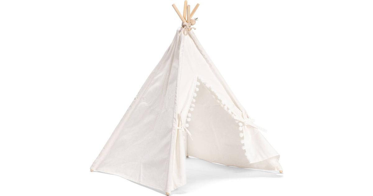 Tipitält Lektält, tipi tält till barnrum, köp billiga lektält