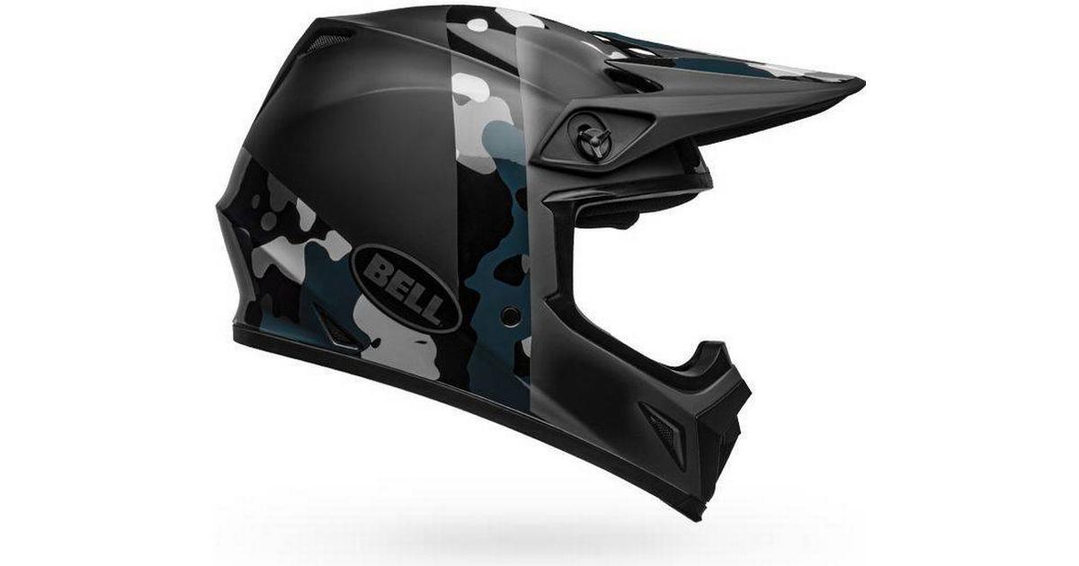 Bell MX 9 Barricade Mips Motocross hjälm