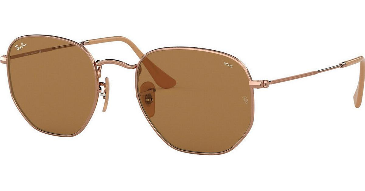 Ray Ban Hexagonal Evolve RB3548N 91314I