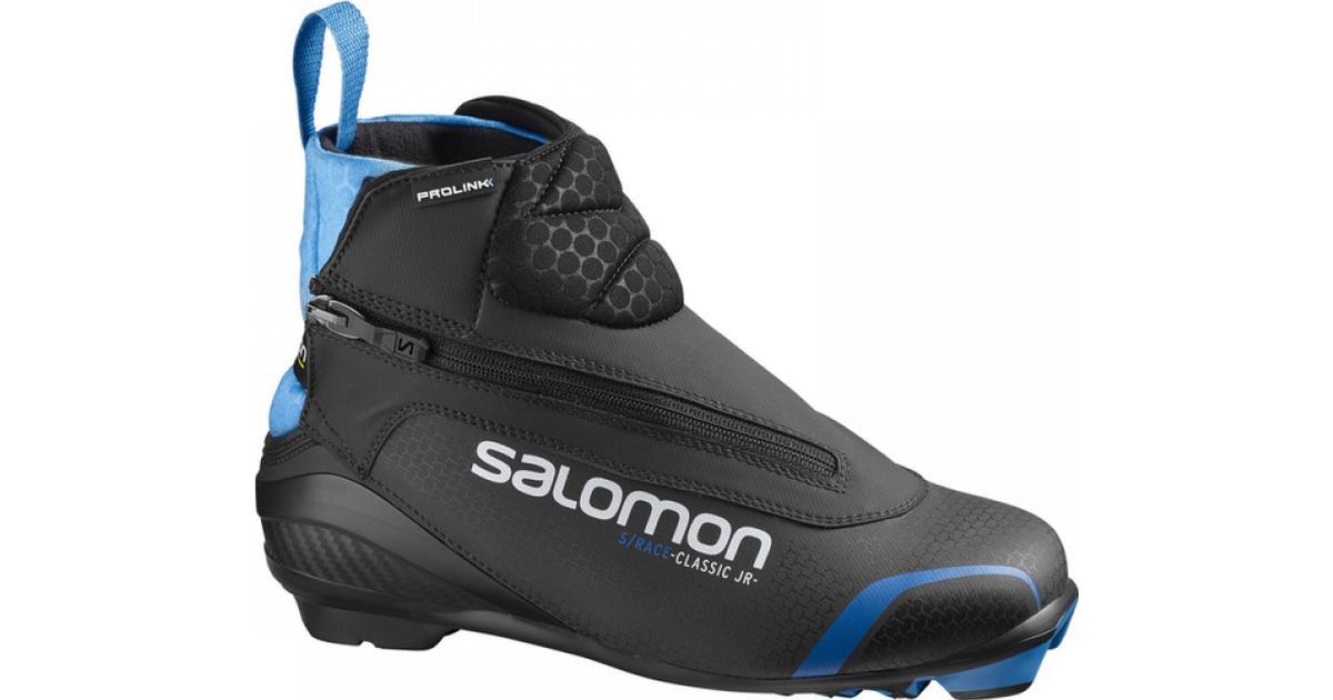 Salomon SRace Classic Prolink Jr