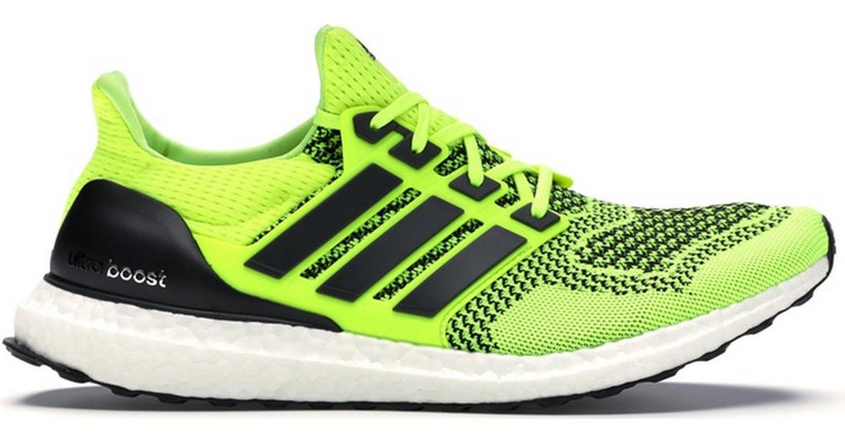 Adidas Ultra Boost Solar Red & Yellow 1.0 : Sneakers
