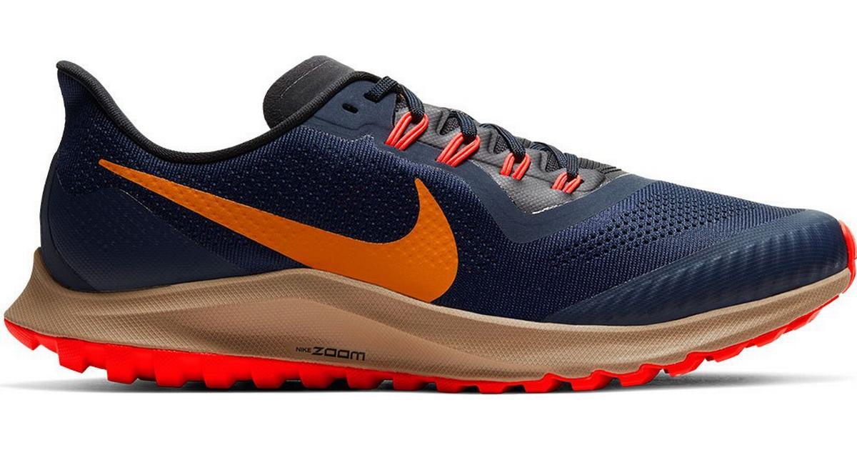 Nike Air Zoom Pegasus 36 Trail M ObsidianBlackLaser CrimsonMagma Orange Hitta bästa pris, recensioner och produktinformation på PriceRunner