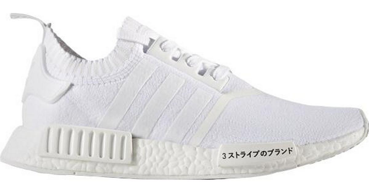 Adidas NMD_R1 Primeknit Footwear White Hitta bästa pris, recensioner och produktinformation på PriceRunner Sverige