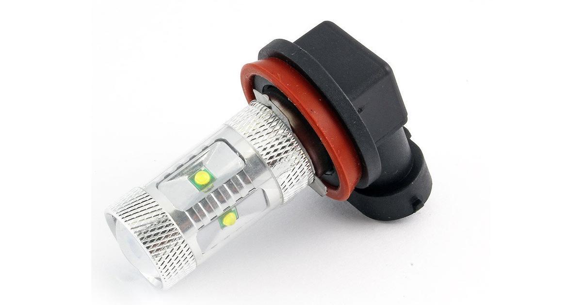 Lumen ®   HB4 LED lampa   6000k   Till dimljus   Lumen Daylight