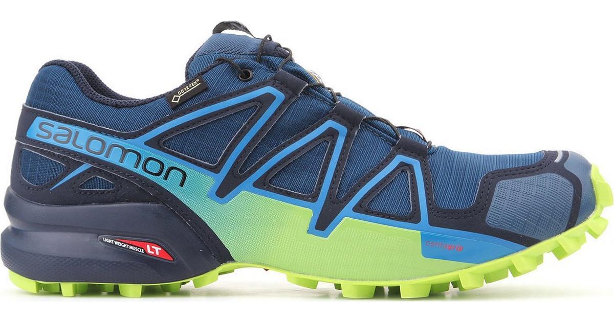 Salomon Speedcross 4 GTX M BlueGreen