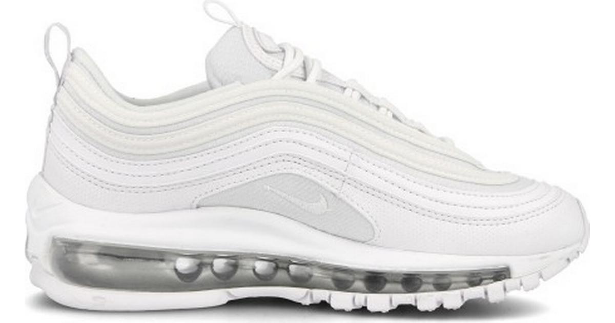 Nike Air Max 97 GS WhiteMetallic SilverWhite