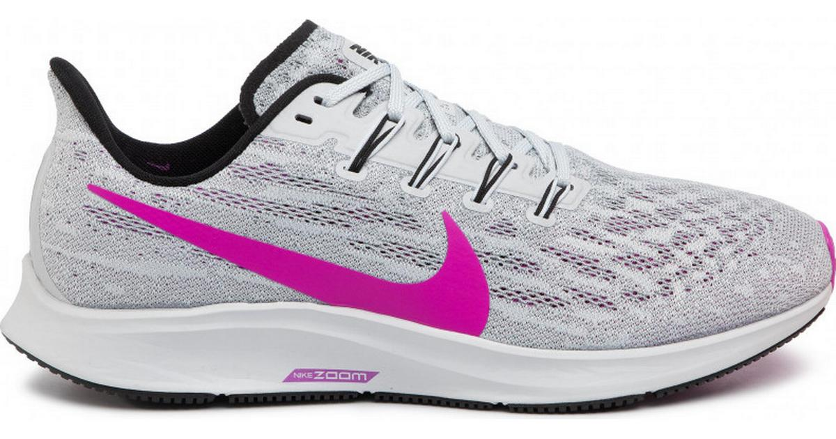 Nike Air Zoom Pegasus 36 M Pure PlatinumCool GreyBlackHyper Violet Hitta bästa pris, recensioner och produktinformation på PriceRunner Sverige
