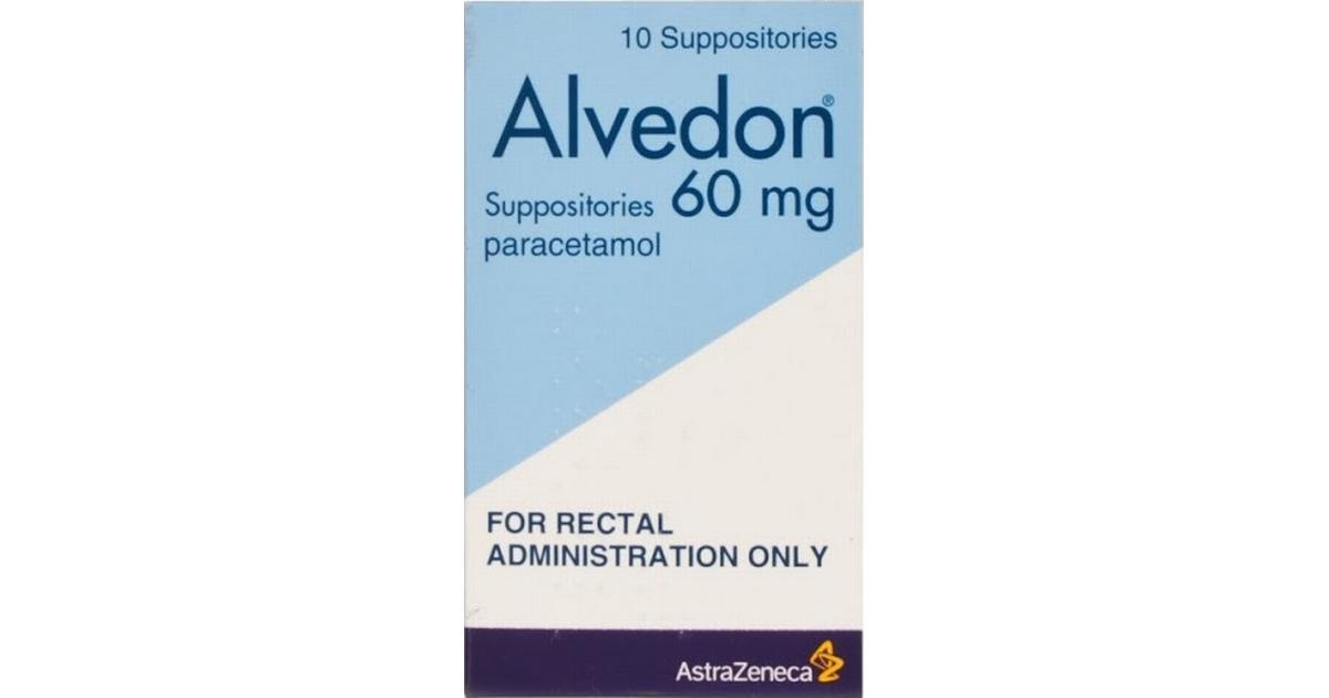 är alvedon inflammationshämmande