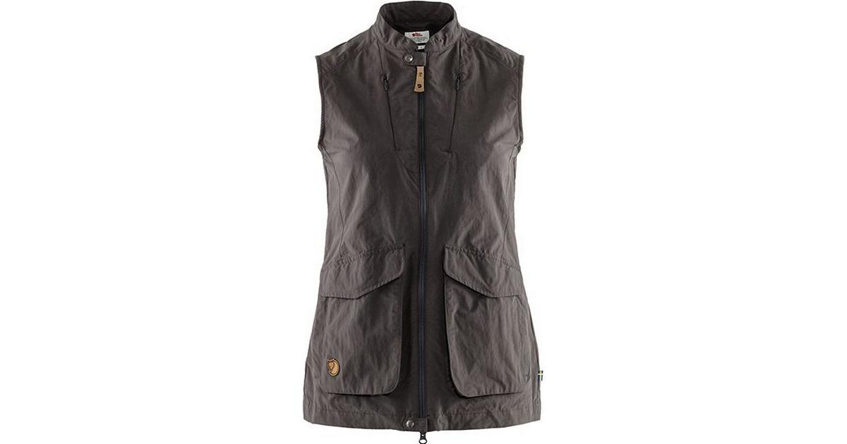 Fjällräven Travellers MT Vest W Dark Grey