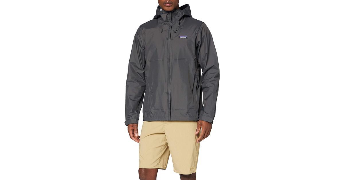 Patagonia Torrentshell 3L Jacket Forge Grey