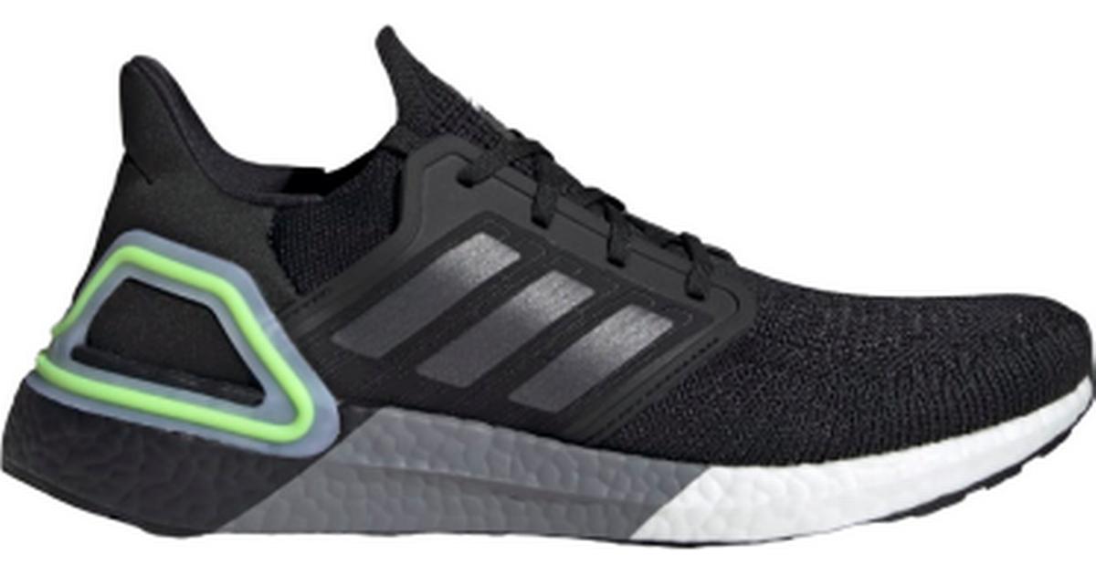 Adidas UltraBOOST 20 M Silver Metallic • Se priser (3