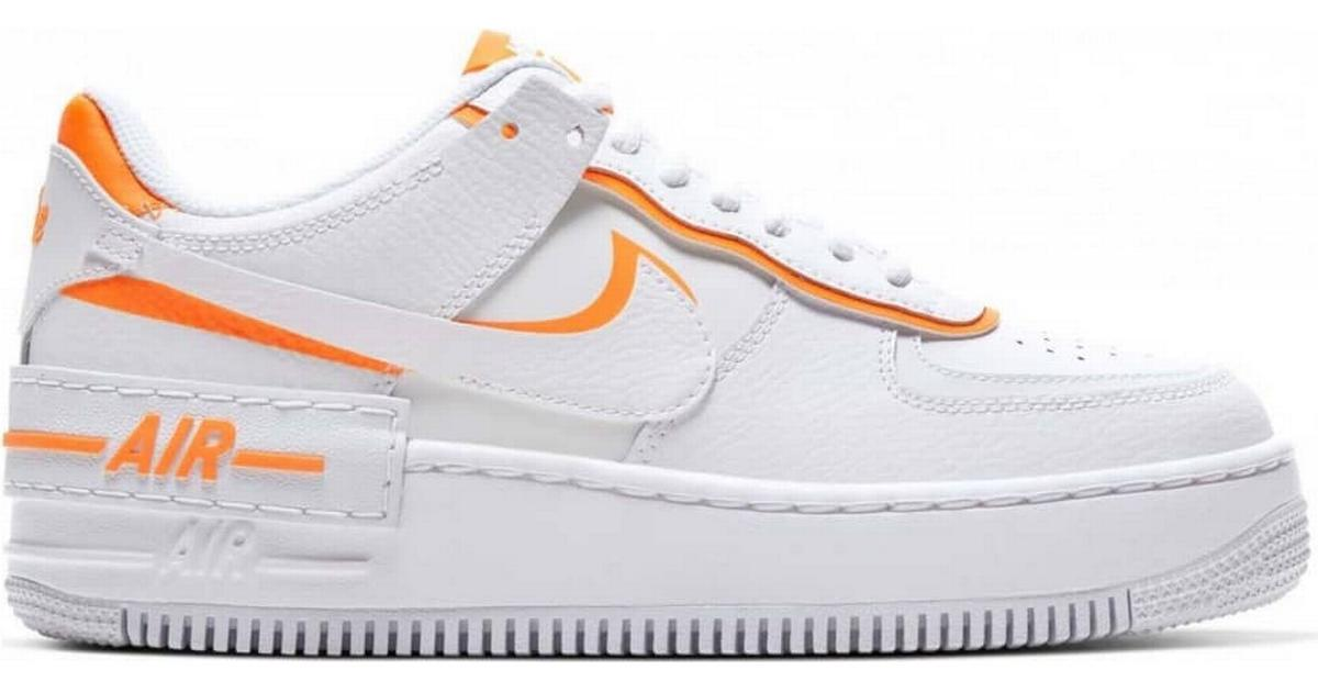 Nike Air Force 1 Shadow W WhiteTotal OrangeSummit White